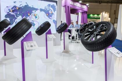 Nexen Tire | Autopromotec