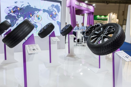 Nexen Tire   Autopromotec