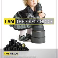 Campagna pubblicitaria europea Nikon