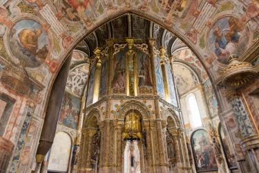 Mosteiros de Tomar, Batalha, Alcobaça & Acueduto dos Pegoes