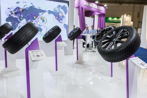 Nexen Tire - Autopromotec