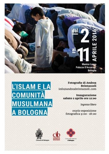 Aprile 2016 Mostra Fotografica: L'Islam e la Comunità Musulmana a Bologna
