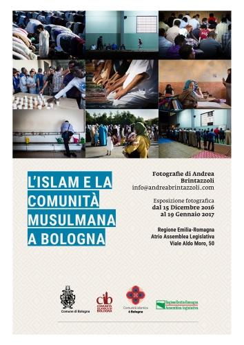 Dicembre 2016 Mostra Fotografica: L'Islam e la Comunità Musulmana a Bologna