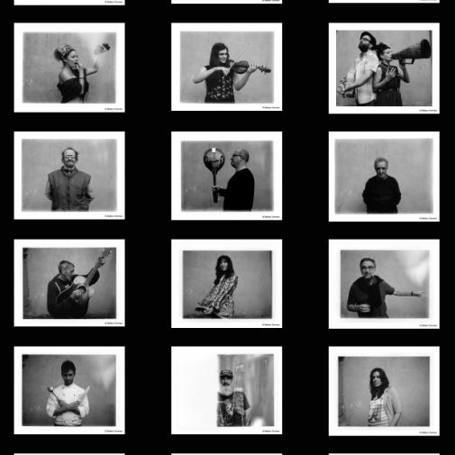 Ritratti ai tempi della Polaroid