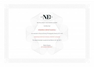 Neutral Density Photography Awards 2017