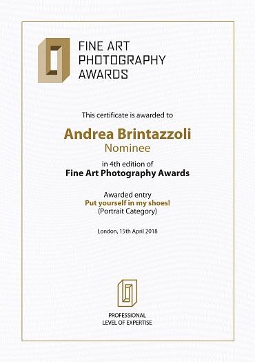 4th Edition Fine Art Photograpghy Awards