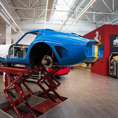 Ferrari Classiche
